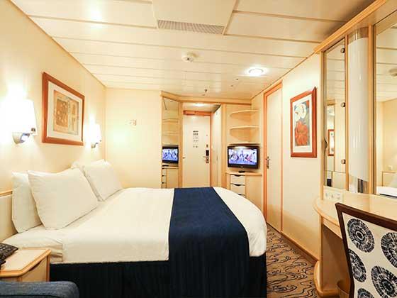 船中/标准家庭内舱房 1V/3V