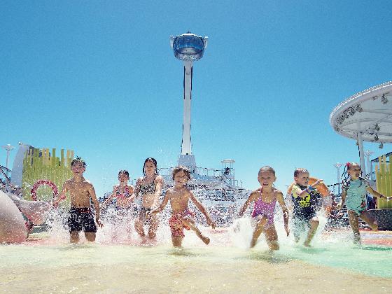 儿童戏水滩