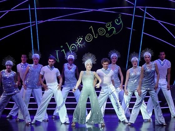 百老汇歌舞