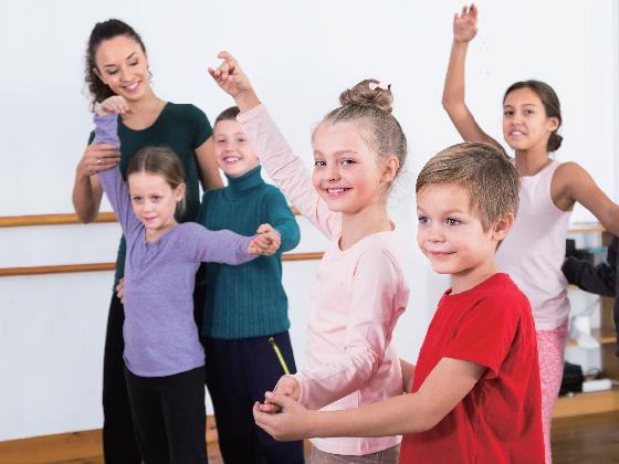 瑜伽/太极/舞蹈课程